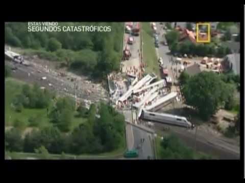 Segundos Catastroficos - La Tragedia Ferroviaria de Eschede (Completo / Español Latino)