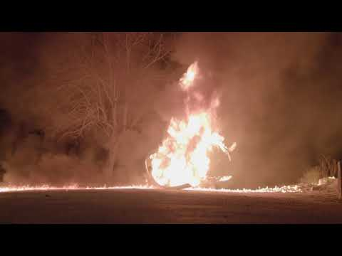 ANAMORPHOSIS - Teaser Car Explosion - Haunted House Pictures Studios
