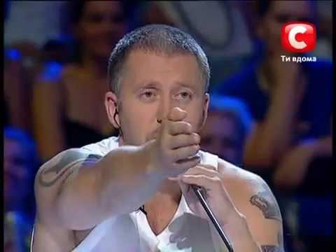 X-Factor (Ukraine) Азиза Ибрагимова - Любовь настала