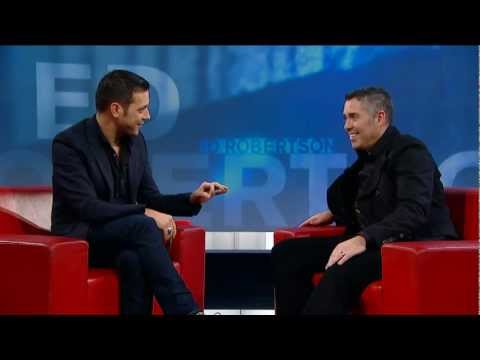 George Tonight: Ed Robertson  George Stroumboulopoulos Tonight  CBC