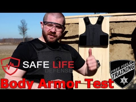 Safe Life Defense: Shooting Test and GIVEAWAY!