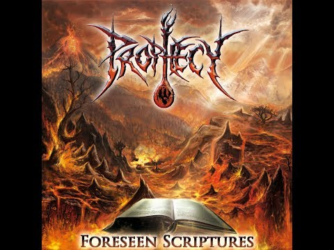 "7-23-18 PROPHECY - ""Buried In Brimstone"" / ""Redemption"" - Studio Promo Video Clip!!!"