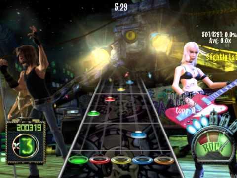 Guitar Hero 3 Custom - Avenged Sevenfold - Strength of the World