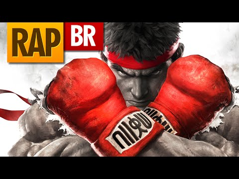 Rap do Ryu (Street Fighter) | Tauz RapTributo 32