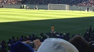 決勝戦の前の大原櫻子さんの熱唱、素晴らしかった! 激闘の決勝に花を添...
