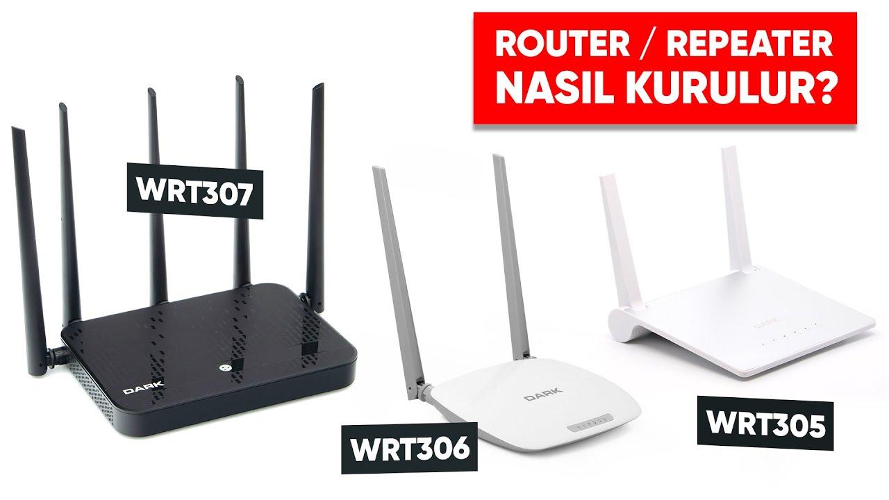 Dark WRT360 En Küçük WiFi Kapsama Alanı Artırıcı (DK-NT-WRT360)