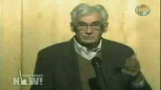 """Historian Zinn: """"Governments lie or they wouldn"""