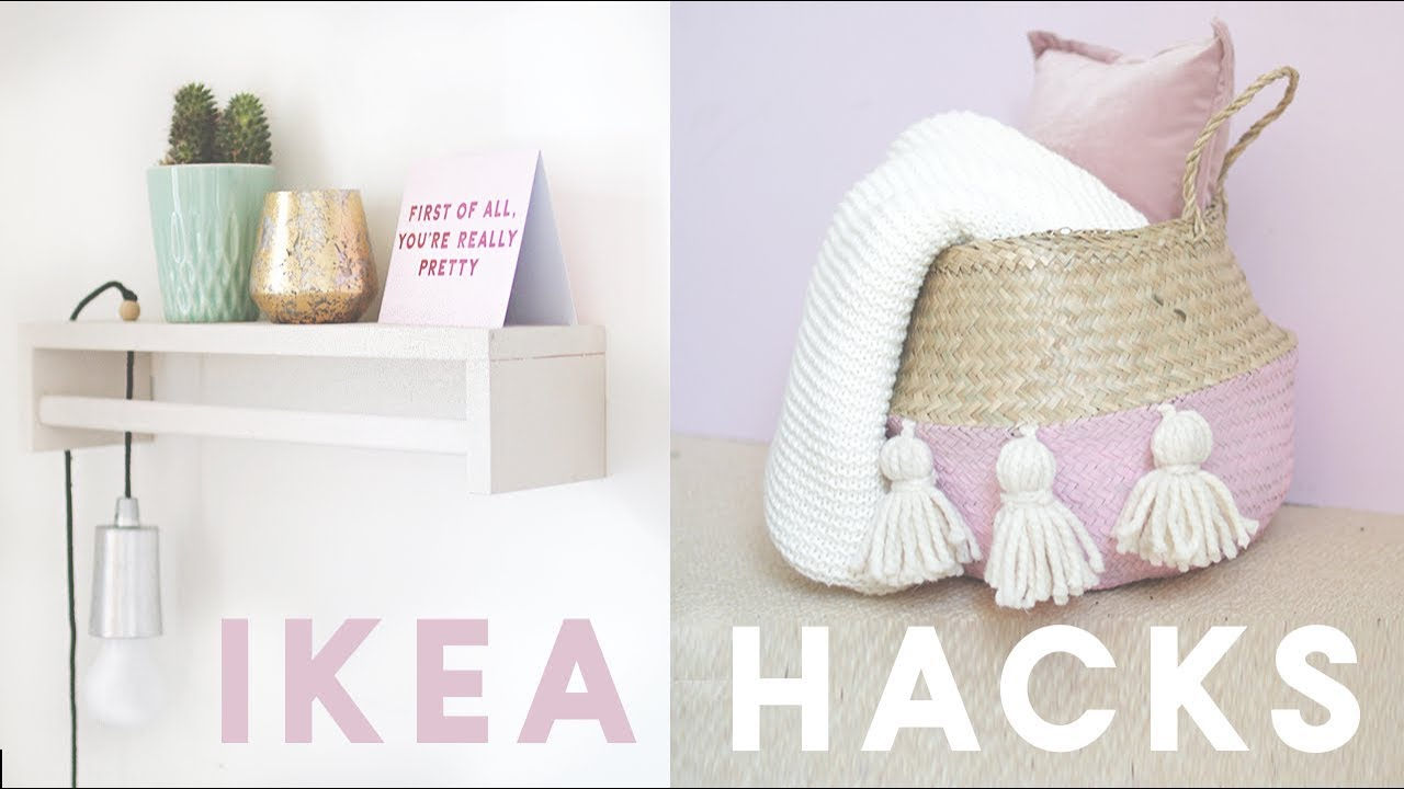 Ikea Hacks and DIYs for 2018 | Home Decor DIY Ideas on a Budget ...