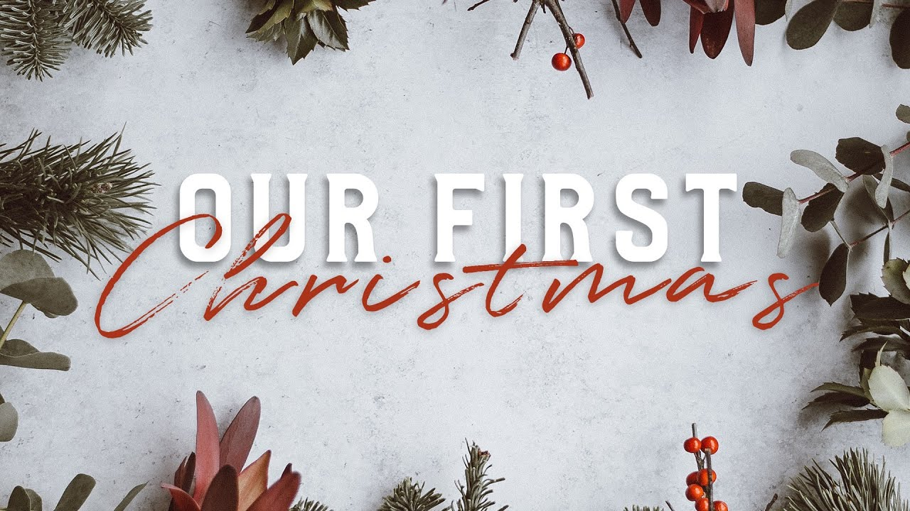 Our First Christmas (Week 4) - The Gift of PEACE