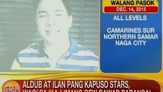 UB: AlDub at ilan pang Kapuso stars, wagi sa ika-5 OFW Gawad Parangal