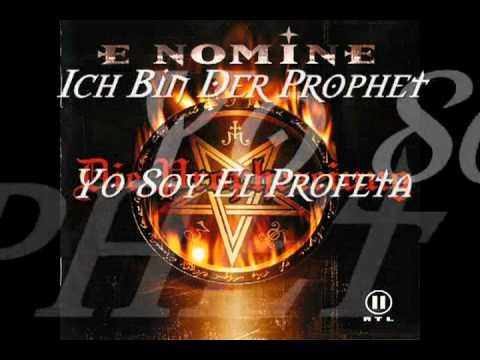 Der Prophet - E - Nomine Subtitulos Alemán Latín Español