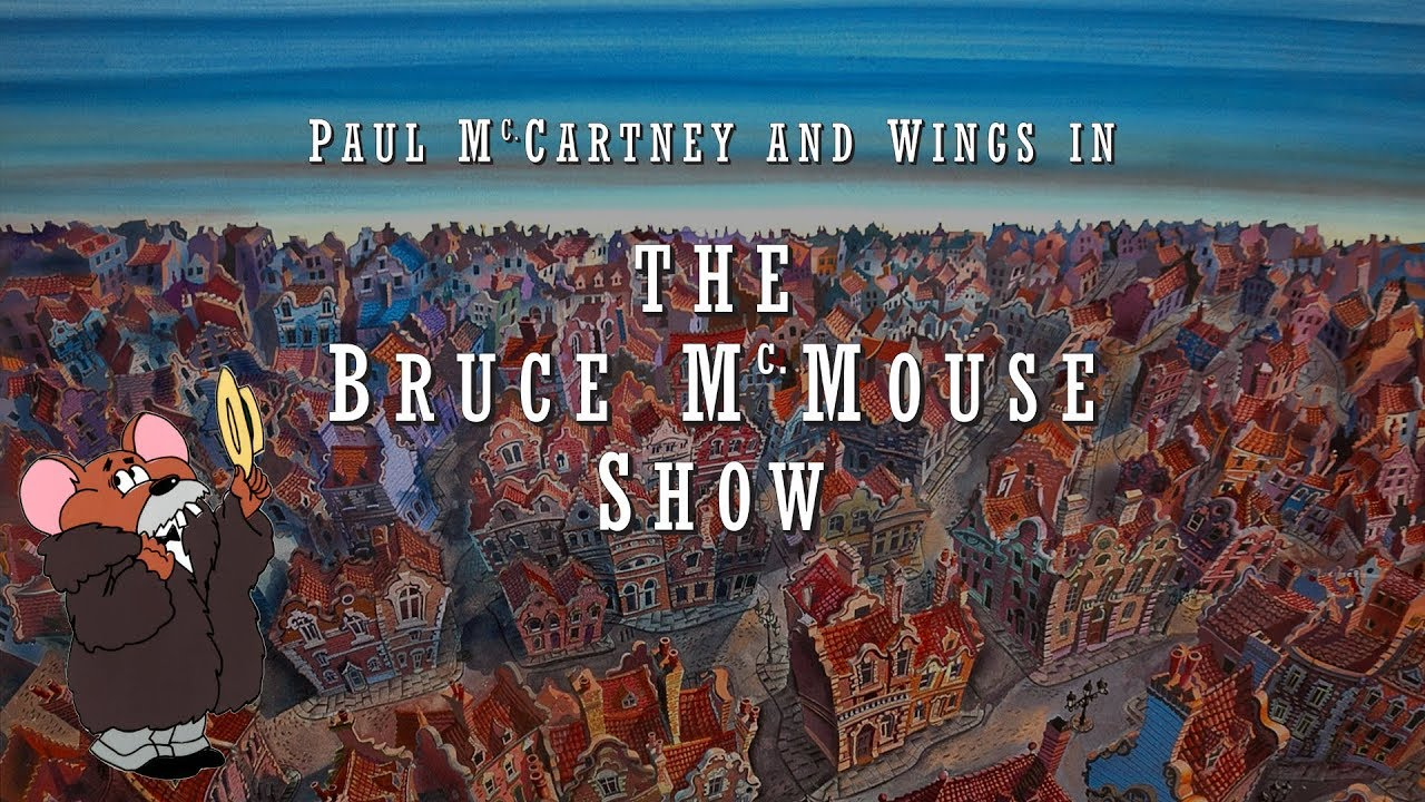 UPDATED: 'The Bruce McMouse Show' is Now Available for Download