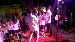 Download Lagu DJ. VERO LIVE PERFORM FEAT I CLUB NEW ATMOSPHERE PARTY 2018 mp3