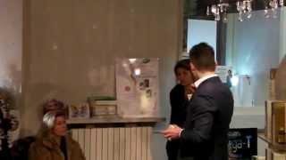 Gianluca Mech a Varese presenta V I P !