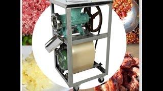 Meat Bone & Shell Mill Grinder - Automatic Heavy Duty