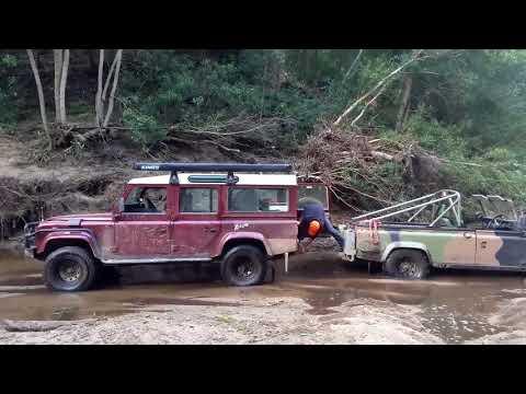 4x4 Fun @ Yalwal - Land Rover - Jeep - Toyota