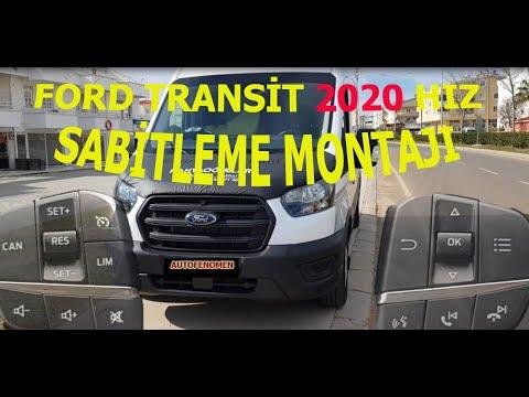 FORD TRANSİT 2020 HIZ SABİTLEME MONTAJI