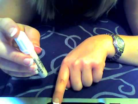 How to use beurer manicure pen