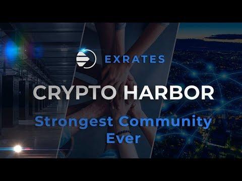 Blockchain Ecosystem crypto harbor - cryptocurrency exchange