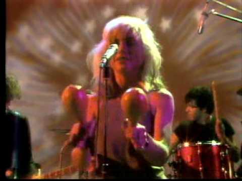 Blondie - I'm On E (Live)