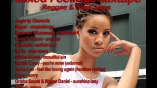 Mixed Feelings Mixtape by MJE (Reggae & Slow Jams)