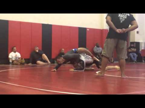 LEG LOCK! Mike Palladino vs Stephen Oliver ADCC Trials