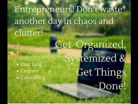 Master Professional Organizer | Consultant - Charleston S.C. - Habits for Success
