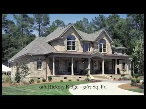 Brick House Plans by Don Gardner Architects YouTube