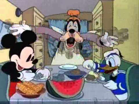 Disney topolino e la roulotte doppiaggio italiano di for La fattoria di topolino