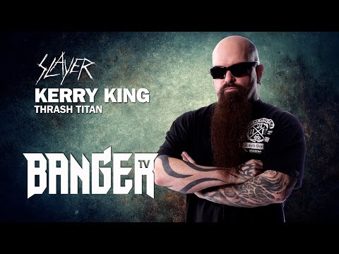 SLAYER'S Kerry King Interview on the death of Jeff Henneman