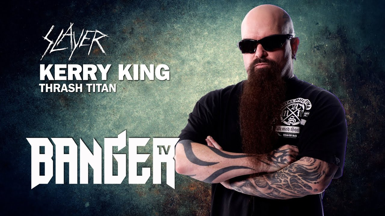 Kerry King of Slayer Interview | Metal Giants episode thumbnail