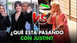 """Mientras SELENA GOMEZ """"Renace"""" JUSTIN BIEBER es Captado Llorando En Público (De Nuevo)"""