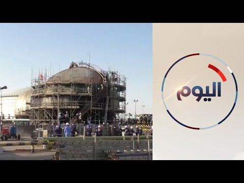 بدء العمل على إنتاج النفط في المنطقة المقسومة  - 16:00-2020 / 2 / 25