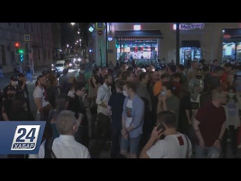 В Беларуси после выборов президента начались протесты