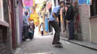 SLAM CITY SKATES - SHIER VS ROB