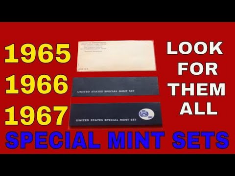 RARE COINS WORTH MONEY! WHAT DOES SMS  - SPECIAL MINT SETS- MEAN? HOW DO YOU FIND THEM?