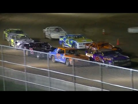 Street Stock Heat One | McKean County Raceway | Fall Classic | 10.10.14