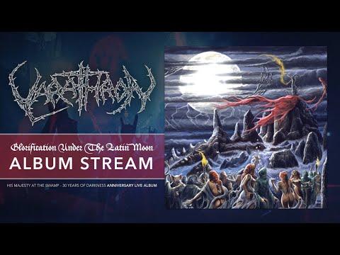 VARATHRON - Glorification Under The Latin Moon (Official Album Stream)
