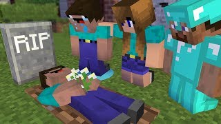 Minecraft NOOB Girl vs NOOB Boy | Noob love Noob girl ( 5 ) - Minecraft Animation