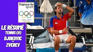 JO 2021 : Tennis (H) - Djokovic vs Zverev - Résumé complet