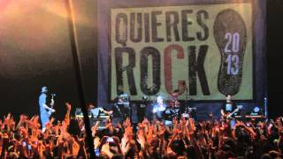 Lagwagon - Intro + Island Of Shame (Teatro Caupolicán, Chile 06/06/2013)