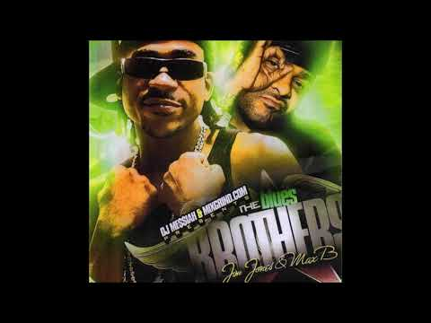 02) HARLEMS AMERICAN GANGSTERS - JIM JONES Amp MAX B