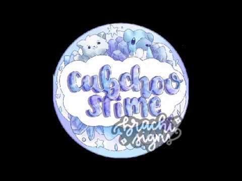 Speedpaint fansign for cubchoo slime