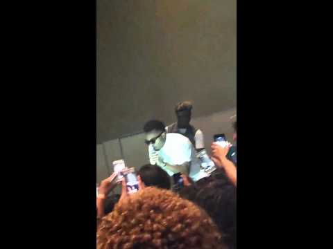 Chris jay Nebula (Scream) ATL Performance