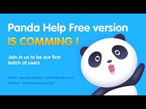 How to download Panda Helper free version to get tweaked apps and hacked  games for free