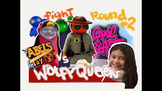 MULTIPLAYER GAME FUN  |Abel VS  WOLFYQUEEN