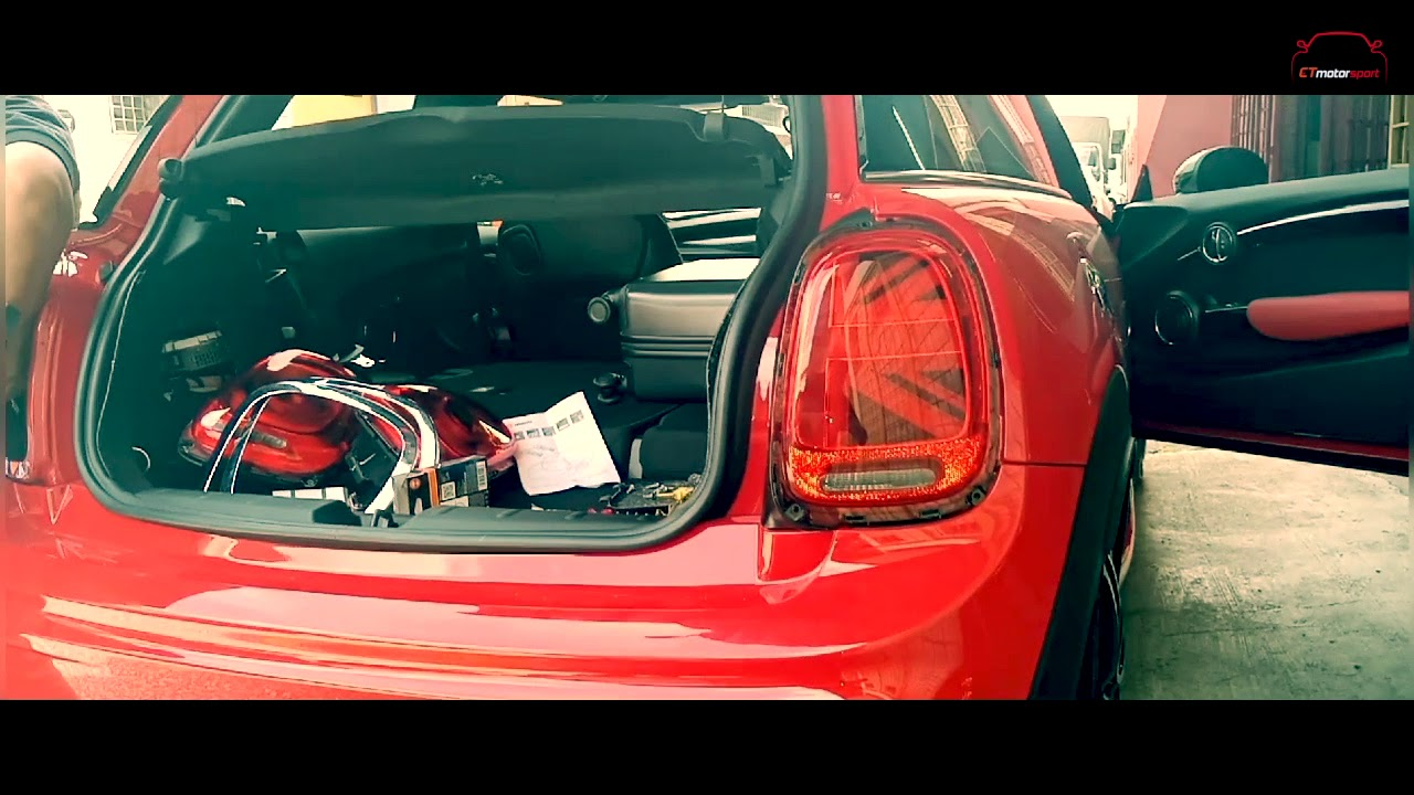 Mini Cooper - F56 Facelift Union Jack Rear Taillamp Replacement by CT  Motorsport