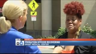 Probation Officer Shot, Suspect Killed on Southeast Side