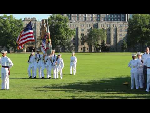 West Point #RDay Parade - New Cadet Oath July 3, 2017