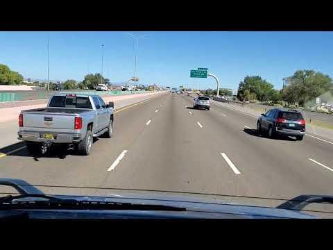 Albuquerque New Mexico To Denver Colorado.. Loaded Up With Plastic Pallets!!